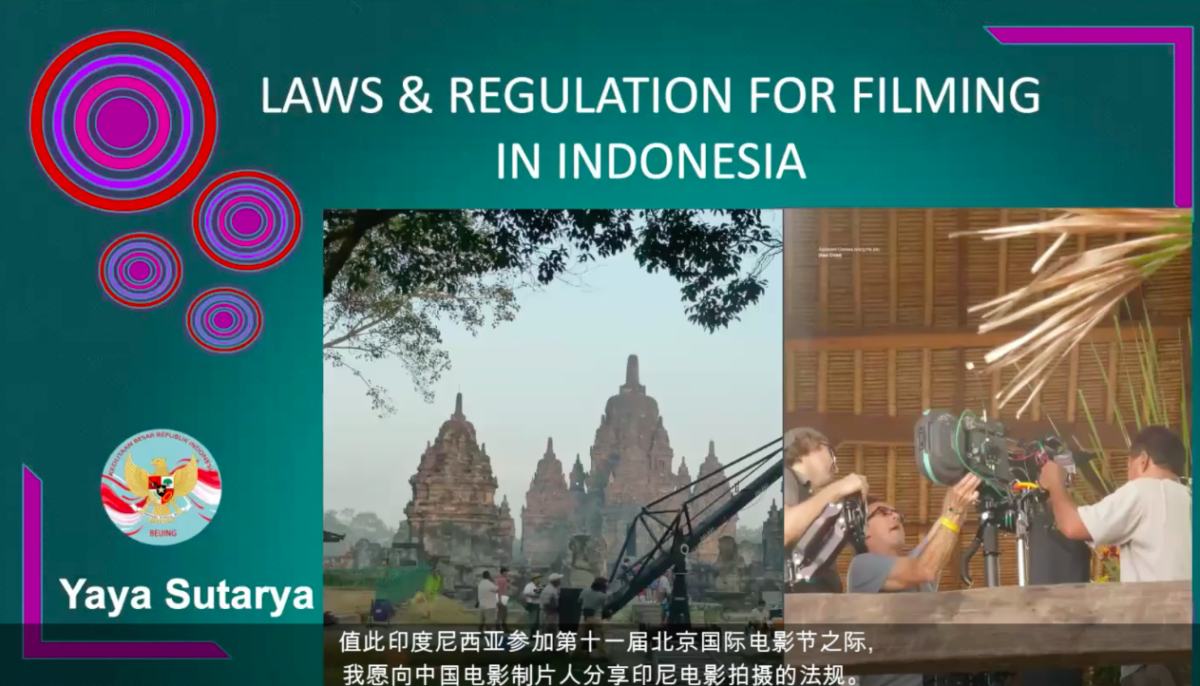 Laws & Regulation For Filming In Indonesia